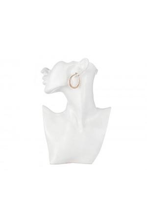 Σκουλαρίκια σε σχήμα σταγόνας