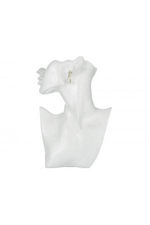 Κρεμαστά σκουλαρίκια με πέρλα