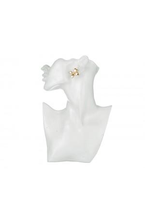 Σκουλαρίκια λουλούδια