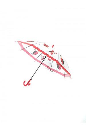 Παιδική ομπρέλα με πασχαλίτσες&καρδούλες
