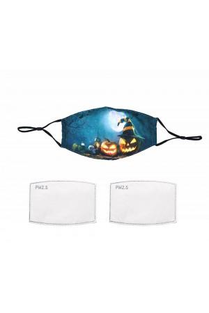 Πετρόλ μάσκα με κολοκύθα με φίλτρο, One size
