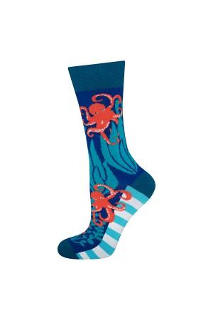 Ανδρικές κάλτσες με χταπόδια
