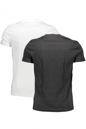 CALVIN KLEIN T-shirt Short sleeves Men 2Pack J30J315194 0GJ Black/White
