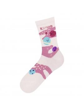 """Παιδικές κάλτσες με θέμα """"Best Friends"""""""