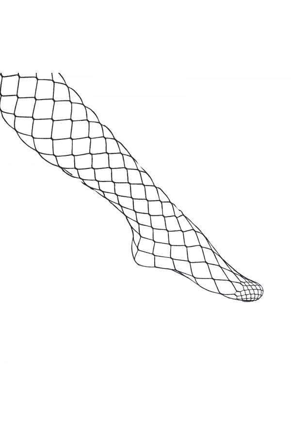 Μαύρο καλσόν δίχτυ