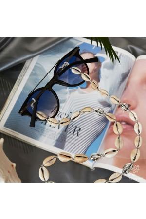 Αλυσίδα γυαλιών με κοχύλια