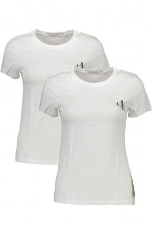Calvin Klein  J20J214364 2Pack Γυναικείο T-shirt White