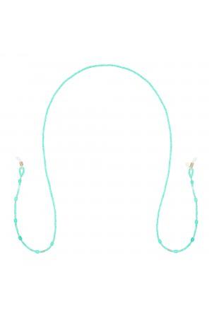 Αλυσίδα γυαλιών με χάντρες - Γαλάζιο