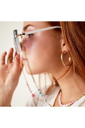 """Αλυσίδα γυαλιών/μάσκας """"Summer Love"""""""